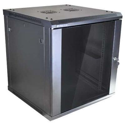 Linkbasic 19'' laitekaappi 12U 600x600mm