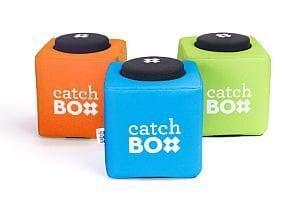 Catchbox Pro heiteltävä mikrofoni