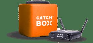 Catchbox Lite heiteltävä mikrofoni
