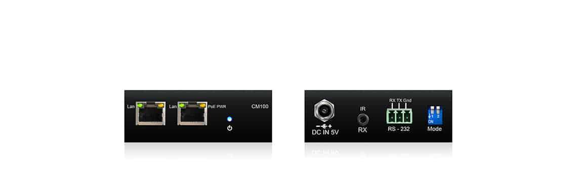 Blustream CM100 UHD Kontrollimoduuli