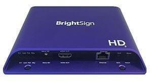 BrightSign HD223 Interaktiivinen Digital Signage Mediatoistin
