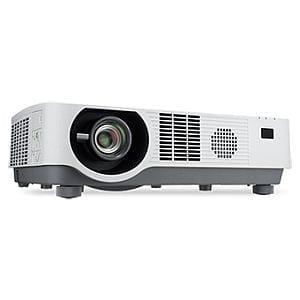 NEC P502HL 5000-lumenin installaatioprojektori