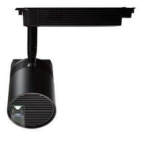Panasonic Space Player -luovan valaistuksen projektori, musta