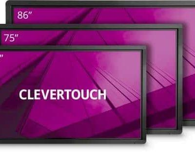 Cleverouch Pro Series E-CAP kosketusnäyttö kaikki koot