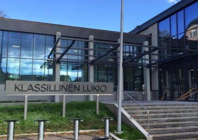 Tampereen klassillinen lukio