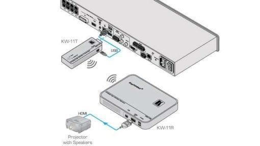 Kramer Electronics KW-11 langaton HDMI