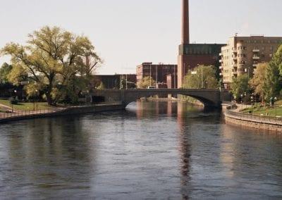 Tampereen vesi