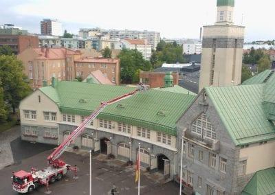 Tampereen keskuspaloasema
