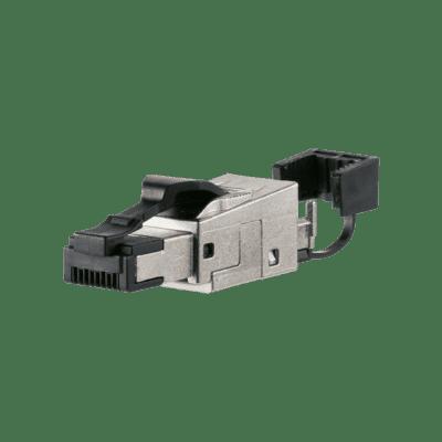 Metz Connect Cat C6A RJ45 urosliitin pro
